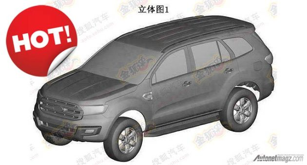 2015 Ford-Everest