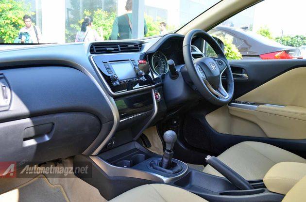 Dashboard New Honda City 2014