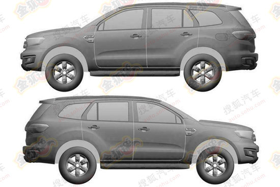 Ford everest 2014 di indonesia for Ford motor company financial analysis 2015
