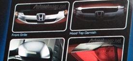 Accessories Honda Mobilio 2014