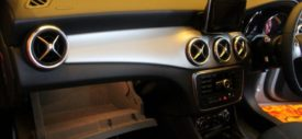 Mercedes CLA LED Lights