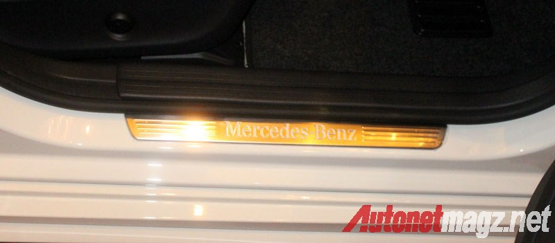 Mercedes-Benz, Mercedes CLA Door Step: First Impression Review Mercedes-Benz CLA 200 Indonesia