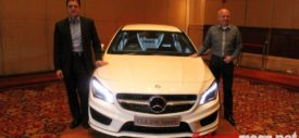 Mercedes CLA Electric seat