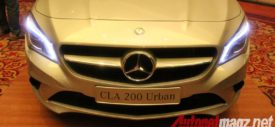 Mercedes CLA steer