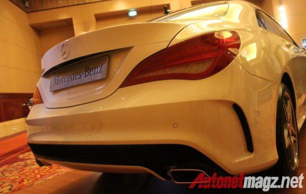 Mercedes CLA Sport Line