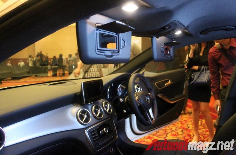 Mercedes-Benz, Mercedes CLA Sunshade: First Impression Review Mercedes-Benz CLA 200 Indonesia