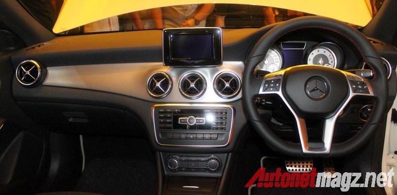 Mercedes-Benz, Mercedes CLA: First Impression Review Mercedes-Benz CLA 200 Indonesia