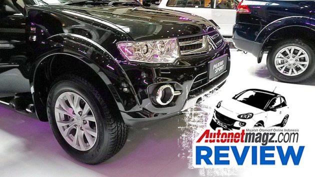 Mitsubishi Pajero Sport 2014 bensin