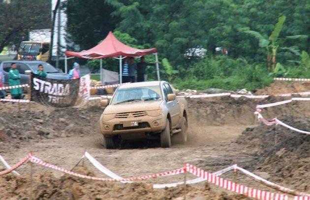 Mitsubishi Strada Triton VGT Test Drive