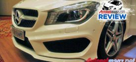 Mercedes CLA Indonesia Urban Line