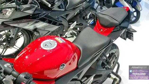 Tangki Yamaha R15