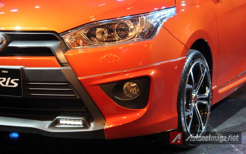 Mobil Baru, Toyota Yaris 2014 LED: First Impression Review Toyota Yaris 2014