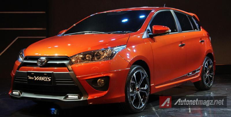 Mobil Baru, Toyota Yaris 2014 TRD Sportivo: First Impression Review Toyota Yaris 2014