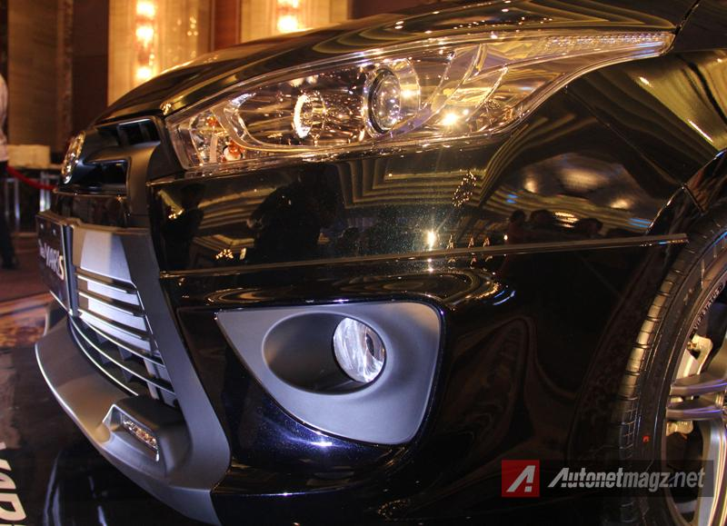 Mobil Baru, Toyota Yaris 2014 fog lamp: First Impression Review Toyota Yaris 2014