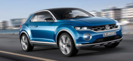 VW T-ROC coupe suv