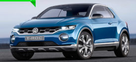 VW T-ROC SUV