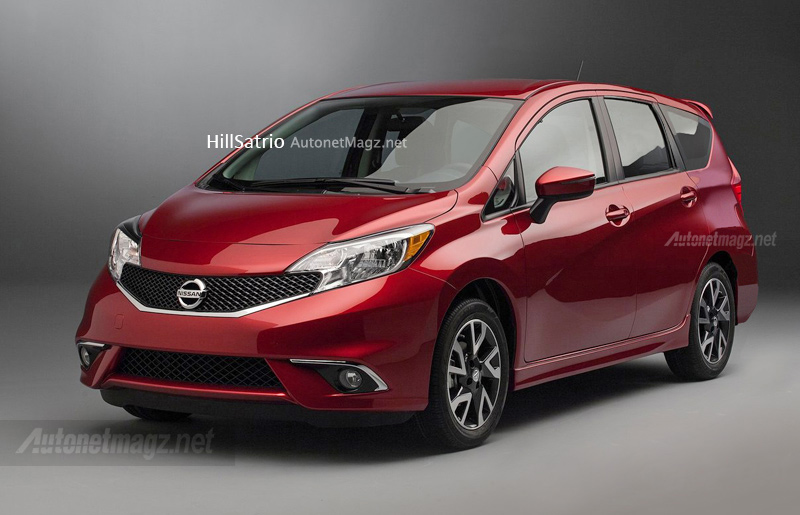 2015 Nissan Grand Livina render by AutonetMagz