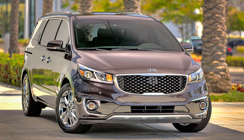 All-New KIA Carnival 2015