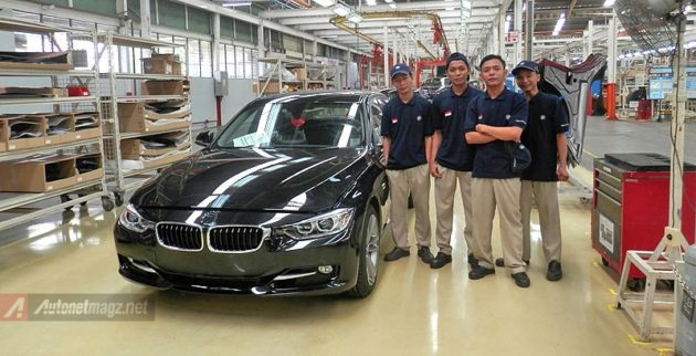 BMW Indonesia Technical Support