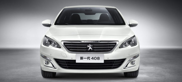 Chinese Peugeot 408