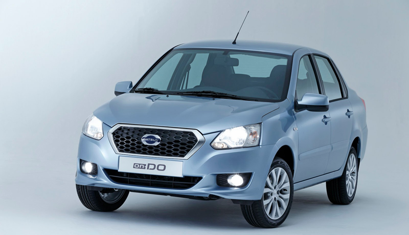 Datsun, Datsun on-DO: Datsun on-Do Sedan Diluncurkan di Rusia