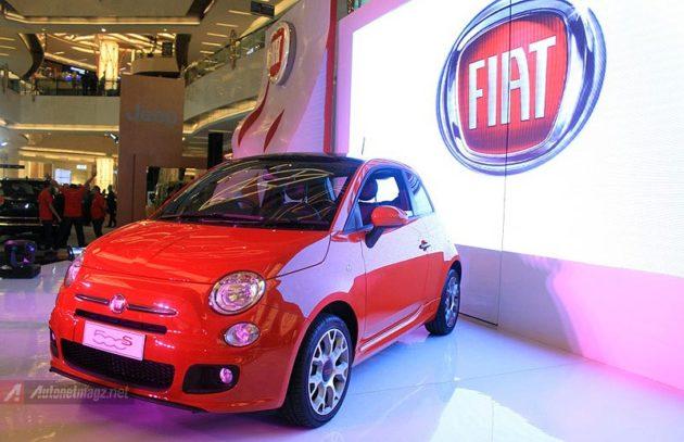 Fiat 500S Indonesia