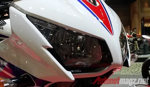 Honda CBR300R headlamp