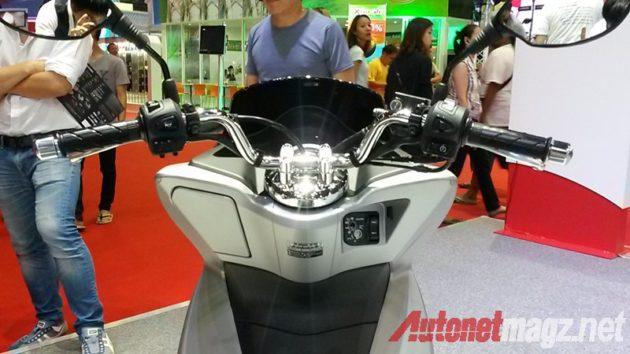 Honda PCX 150 Setang Motor