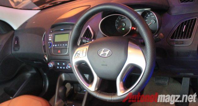 Hyundai Tucson 2014 Interior