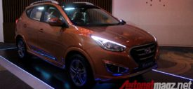 Door Trim Hyundai Tucson Facelift