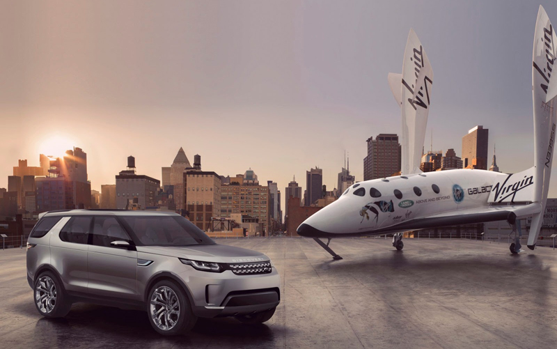 International, Land Rover Discovery Vision Wallpaper: Land Rover Discovery Vision Concept Akan Hadir di New York Auto Show