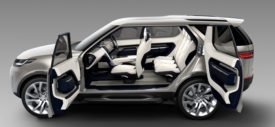 Land Rover Discovery Vision Wallpaper