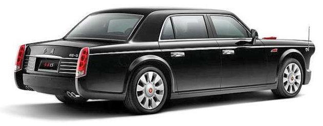 Mobil Roll Royce dari Cina