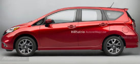 The Next Nissan Grand Livina render by AutonetMagz