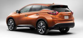 Nissan Murano 2015 front