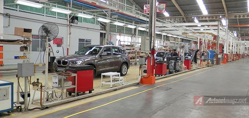 Pabrik BMW di Indonesia
