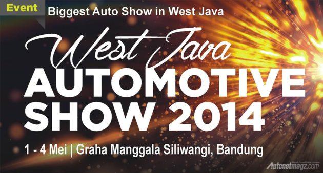 Pameran Otomotif Bandung West Java Automotive Show 2014