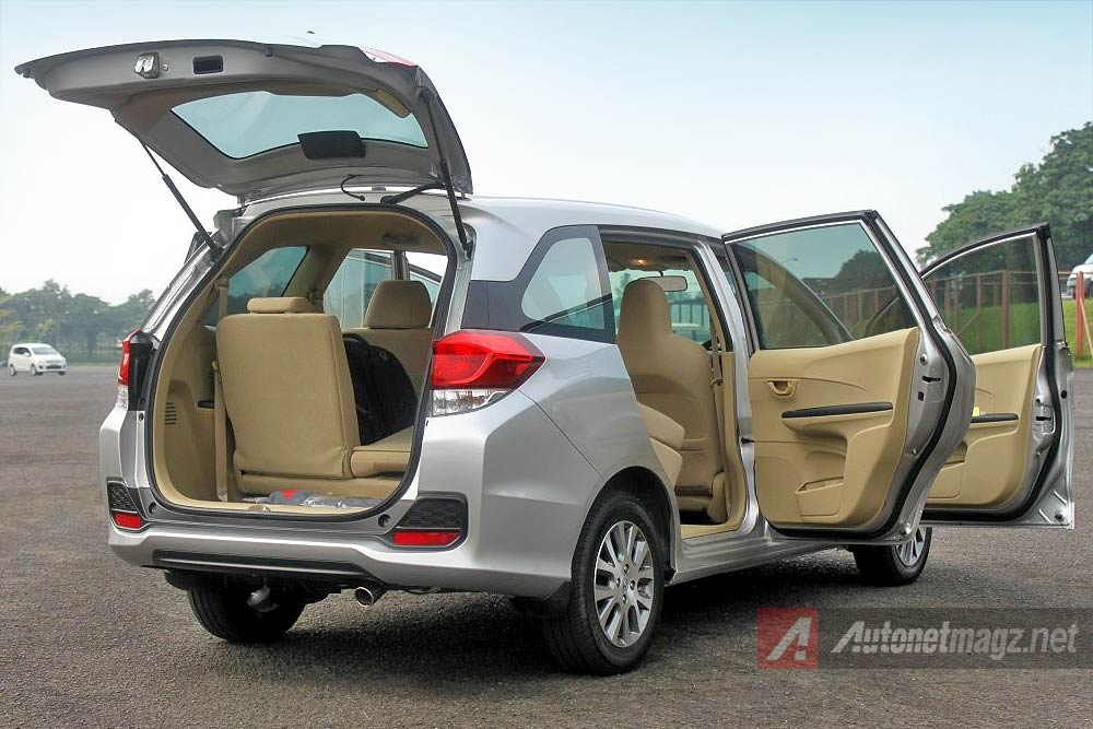 Review Honda Mobilio Prestige At By Autonetmagz With Video