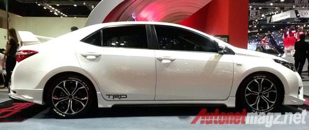 Toyota Corolla Altis TRD Sportivo 2014