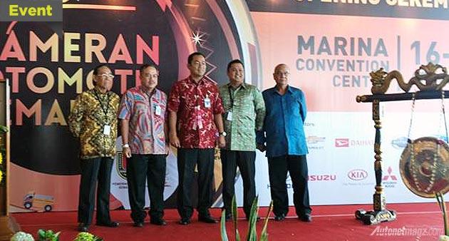 Walikota Semarang resmikan Pameran Otomotif Semarang