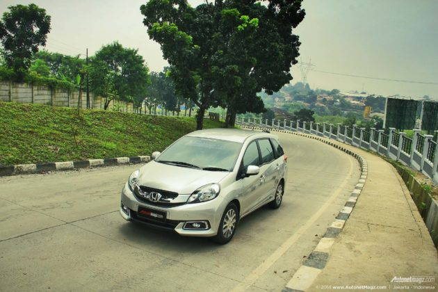 Wallpaper Honda Mobilio Indonesia