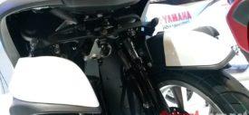 Yamaha Tricity Back