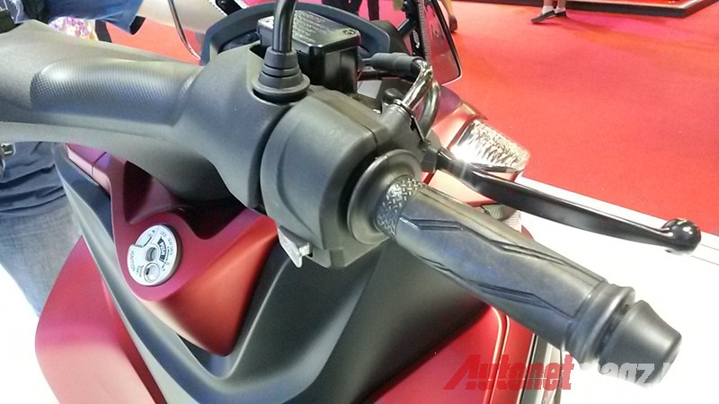 Bangkok Motorshow, Yamaha Tricity Gas: First Impression Review Yamaha Tricity dari Bangkok Motorshow