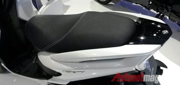Yamaha Tricity jok
