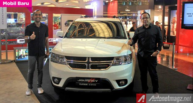 2014 Dodge Journey 6-speed Indonesia Launc