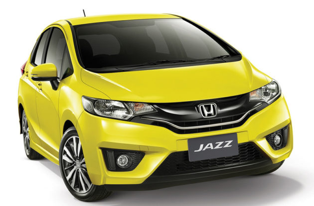 2014 Honda Jazz Indonesia