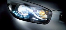 Lampu belakang LED KIA Picanto Platinum baru 2014