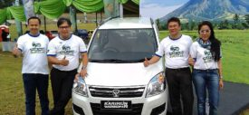 Ulang tahun KCI Karimun Club Indonesia ke 13 di acara Jalan Jalan Karimun Wagon R ke Sentul