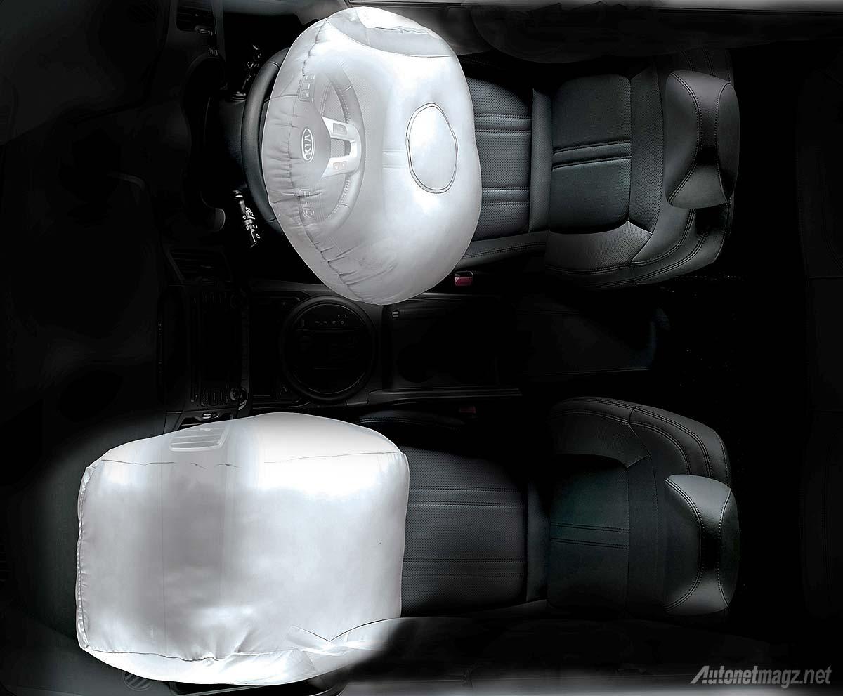Kia, Dual airbag New KIA Picanto Platinum: KIA Picanto Platinum, Varian Tertinggi Picanto Resmi Diluncurkan