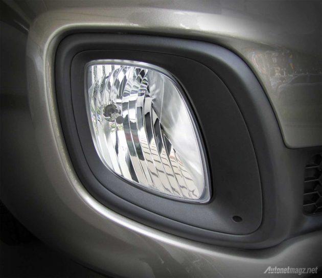 Fog lamp KIA Picanto Platinum baru 2014